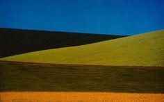 Landscape / Franco Fontana / 1978 / dye transfer photograph