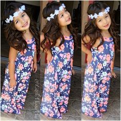 Find images and videos about girl, fashion and summer on We Heart It - the app to get lost in what you love. Little Kid Fashion, Cute Kids Fashion, Little Girl Outfits, Baby Girl Fashion, Toddler Fashion, Toddler Outfits, Trendy Fashion, Outfits Niños, Kids Outfits