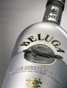 Beluga Vodka, Silverbogen's choice of Vodka!