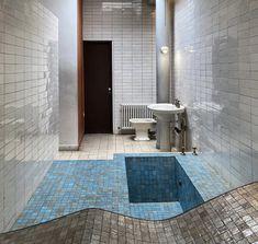 Bath Mat, Villa, Architecture, Bathrooms, Design, Chic, Home Decor, Arquitetura, Shabby Chic