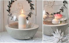 45 Amazing Darryl Carter Interior Designs Ideas That Will Inspire You Cement Art, Concrete Cement, Concrete Crafts, Concrete Projects, Concrete Design, Concrete Color, Concrete Candle Holders, Diy Candle Holders, Rustic Crafts