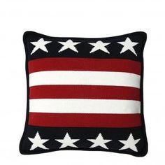 Lexington No.1 Stars & Stripes Cushion