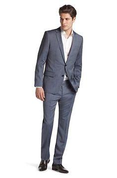 Slim Fit 'Amaro/Heise' Suit by HUGO BOSS