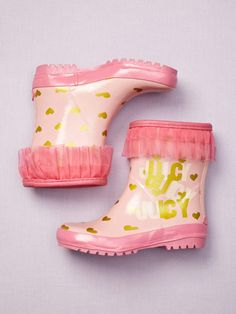Juicy Couture Kids Sunny boot.