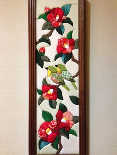 Camellia and Mejiro (birds)