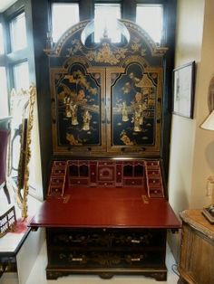 Chinese Secretary Desk