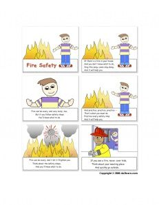 Fire Safety Song - The blog that this belongs to is AWESOME!!!!