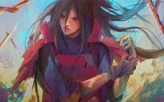 Madara Uchiha, Nartuo, Naruto Shippuden, art