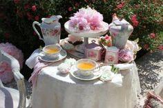 Sweet Victorian Tea Party, Laduree