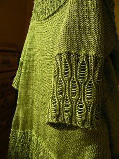 Roheline, pattern by Suvi Simola
