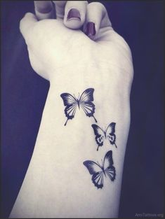 61 Ravishing Butterfly Tattoos On Arm #butterfly #tattoo #tattooideas