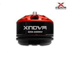 Xnova 2204-2300KV FPV 4 Motor Combo