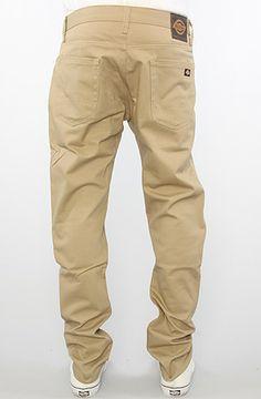 Boys' Khaki Trouser  Uniform fashion