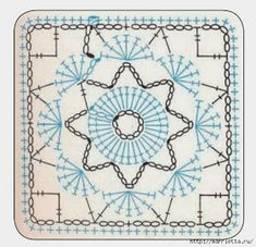 Transcendent Crochet a Solid Granny Square Ideas. Inconceivable Crochet a Solid Granny Square Ideas. Crochet Motif Patterns, Crochet Blocks, Granny Square Crochet Pattern, Square Patterns, Crochet Diagram, Crochet Squares, Crochet Granny, Mode Crochet, Crochet Art