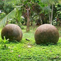 misteri Stone Spheres of Costa Rica