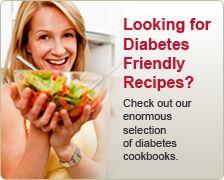 Diabetes Recipes ebook Reading List