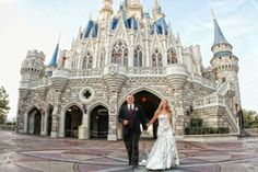 Walt Disney World Wedding: Valerie + Jeff | Magical Day Weddings | A Wedding Atlas Fan Site for Disney Weddings
