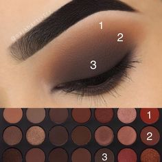 eye make-up instructional; eye make-up for brown eyes; eye make-up herbal; # Supply by means of FrancescaLarozzi/ The post 23 Herbal Smokey Eye Make-up Make You Sensible appeared first on Francesca Larozzi. Natural Smokey Eye, Natural Eye Makeup, Light Smokey Eye, Natural Beauty, Natural Brown, Eye Makeup Steps, Makeup Eye Looks, Fall Eye Makeup, Spring Makeup