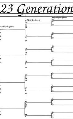 genealogy chart genealogy pinterest genealogy chart genealogy