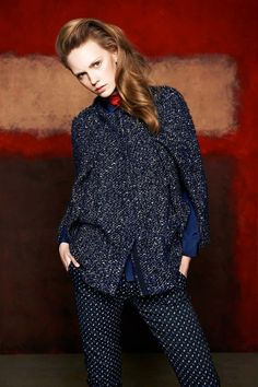 Piazza Sempione | Pre-Fall 2014 Collection | Style.com