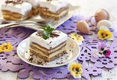 Juditka konyhája: ~ CSOKOLÁDÉS SZELET ~ Tiramisu, Ethnic Recipes, Food, Essen, Meals, Tiramisu Cake, Yemek, Eten