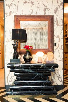 1438 best design crush kelly wearstler images on pinterest kelly wearstler manhattan - Cannon bullock wallpaper ...