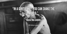 What do I think of Western civilization? I think it would be a very good idea. - Mahatma Gandhi at Lifehack Quotes World Quotes, Life Quotes, Qoutes, Quotable Quotes, Quotations, Insightful Quotes, Coward Quotes, Mahatma Gandhi Quotes, Thats The Way