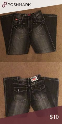 61326b80222 Shop Kids  South Pole Black size Jeans at a discounted price at Poshmark.