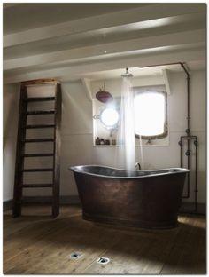 27 Rustic Bathroom Remodel Ideas Make You Feel Satisfied ~ Ideas for House Renovations Bad Inspiration, Bathroom Inspiration, Bathroom Ideas, Bathroom Designs, Basement Bathroom, Bathroom Layout, Small Bathroom, Bathroom Plumbing, Bathroom Vintage
