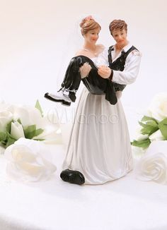 Funny Cake Toppers Wedding Cakes