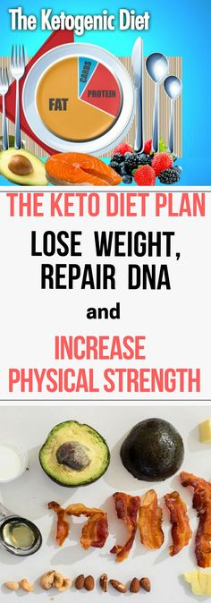The Keto Diet Plan – Lose Weight, Repair DNA and Increase Physical Strength!! Read thiss