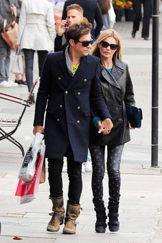 The most stylish celebrity couples, right here. Click for more.