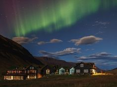 Deplar Farm luxury accommodation in Iceland