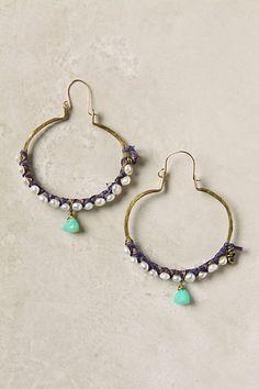 De Petra Signature Earrings by depetra on Etsy, $178.00