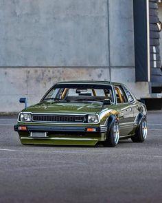 First gen Prelude looking fresh - JDM Classic Japanese Cars, Japanese Sports Cars, Classic Cars, Toyota Corolla, Honda Accord, Honda Civic, Honda S2000, Slammed Cars, Kai