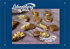 Laboratory of taste: Мятные трюфели