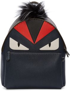 An amazing backpack with dazzling dash of fun, perfect for a weekend bag. An absolute stable for every men's wardrobe.