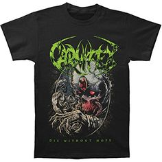 Carnifex Men's Die Without Hope T-shirt