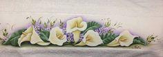 Resultado de imagen para pintura em tecido barrados pintados