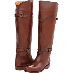 Frye Dorado riding boots.