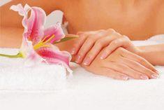 Receita caseira para mãos secas
