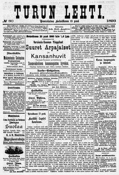 13.07.1893 Turun Lehti no 80 - Sanomalehdet - Digitoidut aineistot - Kansalliskirjasto