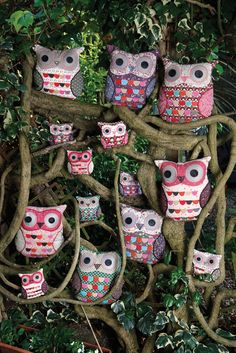 Owls, owls, owls everywhere! From £14.95