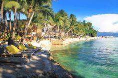 Paradise Destination... at Diniwid Beach, Boracay, Philippines. 2013 © Sabrina Iovino | JustOneWayTicket.com