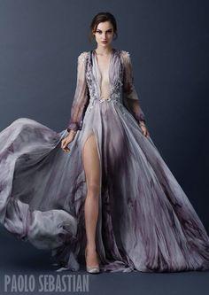 Paolo-Sebastian-AW2015 3 http://aisleperfect.com/2014/11/paolo-sebastian-aw-2015-collection.html. #fashiondesigner #designer #fashion #haute #couture #hautecouture #highfashion #PaoloSebastian
