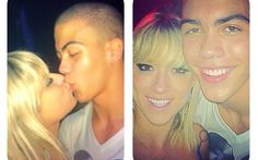 Il figlio di #Ronaldo e' gia' un fenomeno.... Si', con le donne!