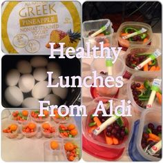 Wishes do come true...: Healthy Lunches from Aldi #cleaneating clean lunches clean recipes aldi meal planner aldi menu