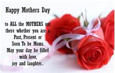 happy mother's day messages Images