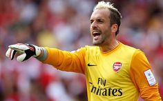Manuel Almunia: retires because of heart failure | NewsDevils