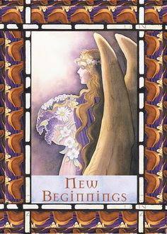 Oracle Card New Beginnings | Doreen Virtue - Official Angel Therapy Website